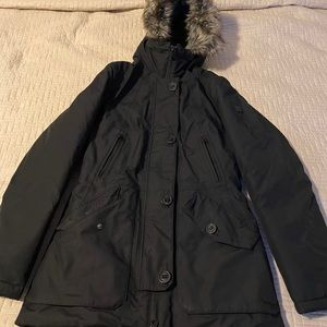 North face woman coat